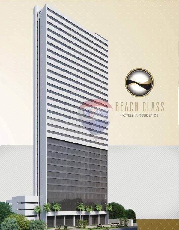 Flat/Hotel em Boa Viagem excelente p/ Investimento