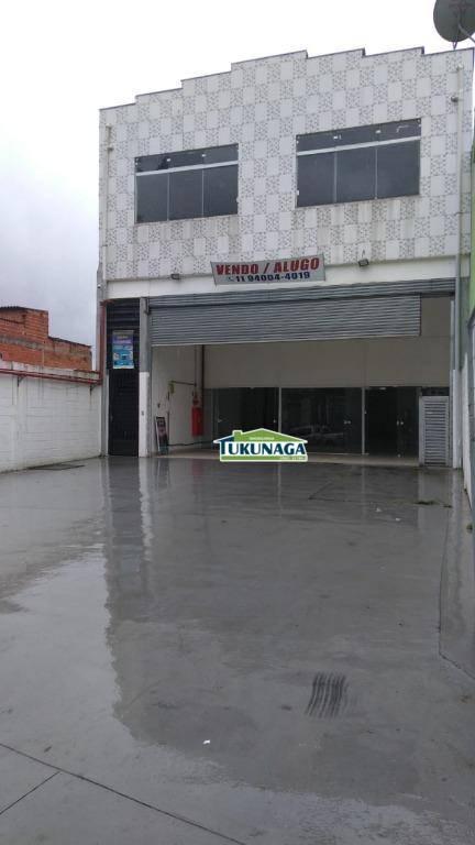 Galpão à venda, 800 m² por R$ 2.000.000,00 - Cidade Soberana - Guarulhos/SP