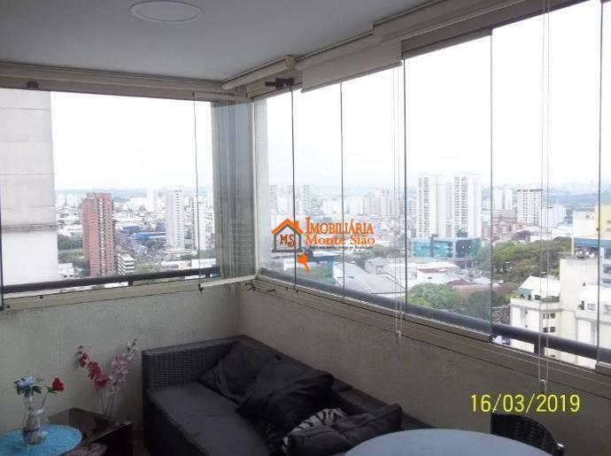 Oportunidade no Condomínio Essence com 3 dormitórios à venda, 83 m²  - Jardim Zaira - Guarulhos/SP