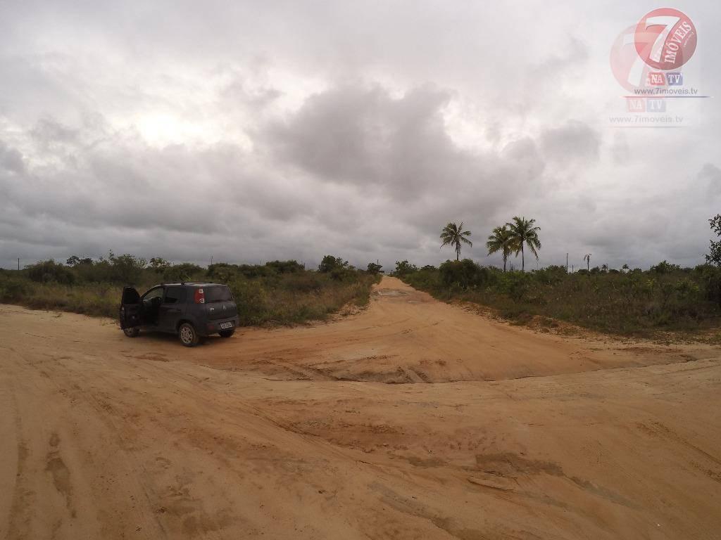 Área comercial/residencial à venda, Praia de Carapibus, Cond