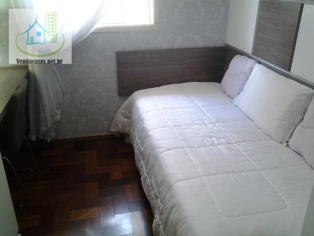 Sobrado de 3 dormitórios à venda em Jardim Santa Cruz (Campo Grande), São Paulo - SP