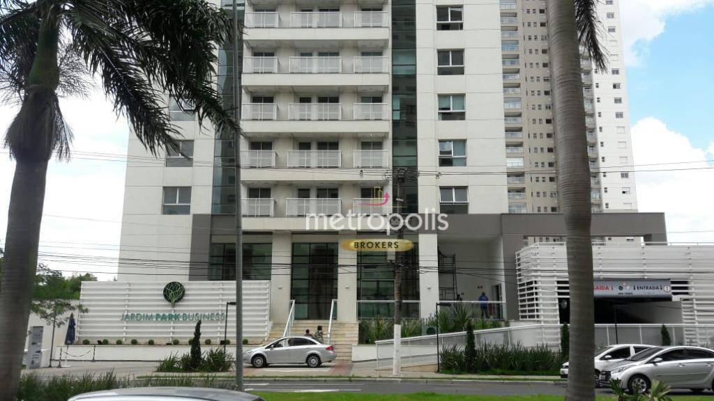 Sala à venda, 30 m² por R$ 285.000,01 - Jardim - Santo André/SP