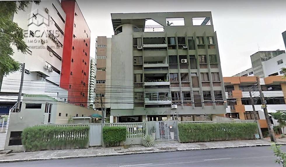 Apartamento à venda   Edifício Lagoa de Abaeté   Bairro Meireles   Fortaleza (CE) -