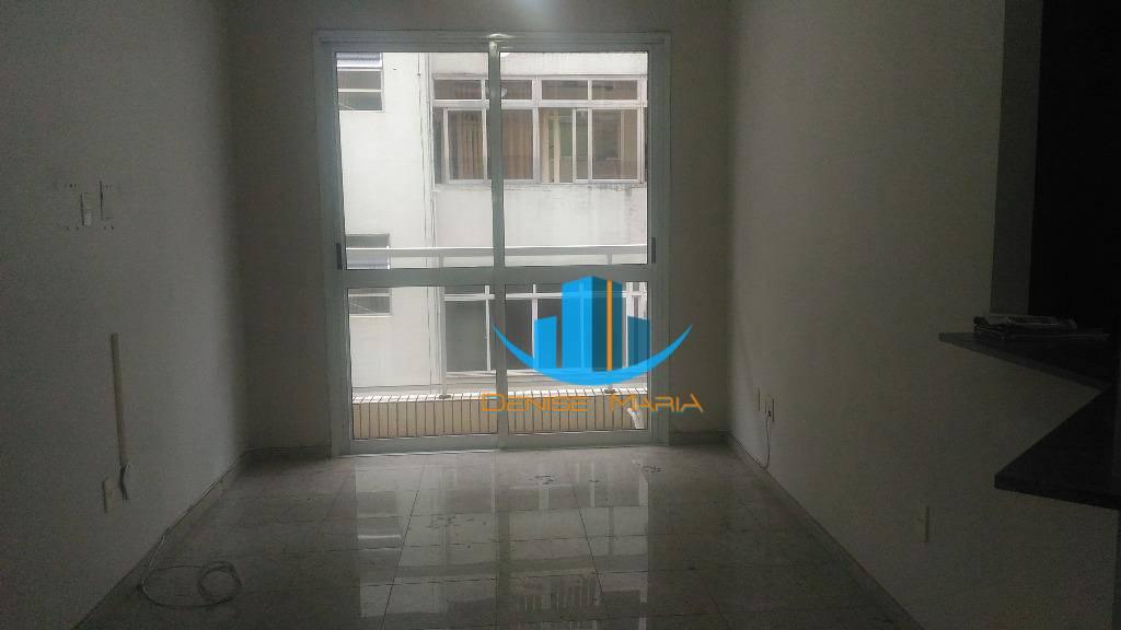 Apartamento 1 Dormitório - Gonzaga - 2 Quadras Mar - Lazer C