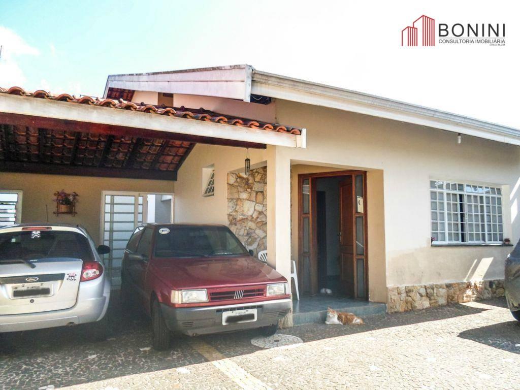 Casa 3 Dorm, Jardim Ipiranga, Americana (CA0168)