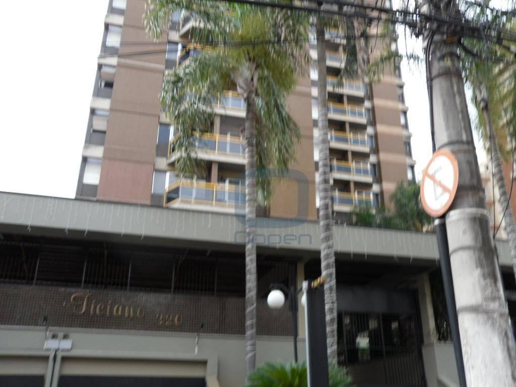 Apartamento com 1 dormitório, 49 m² - venda por R$ 300.000,00 ou aluguel por R$ 1.200,00/mês - Centro - Campinas/SP
