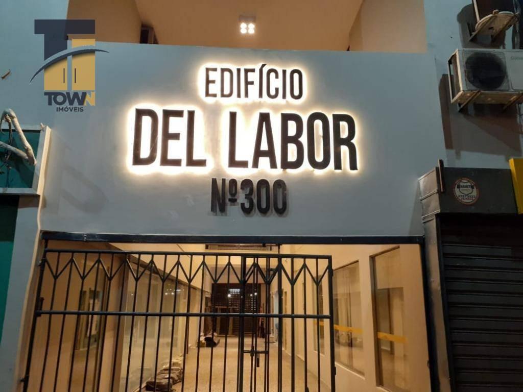 Sala, 25 m² - venda por R$ 160.000,00 ou aluguel por R$ 1.000,00/mês - Centro - Niterói/RJ
