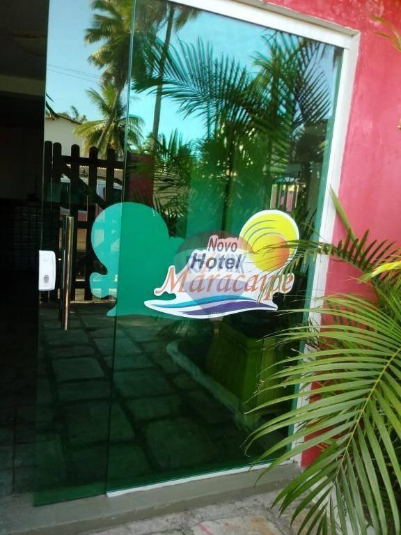 Flat com 1 dormitório à venda, 21 m² por R$ 125.000,00 - Porto de Galinha - Ipojuca/PE