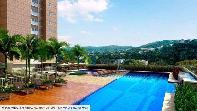 Enseada - Guaruja - 2 e 3 dormitórios com suite - 2 vagas - Pronto para Morar - Atlantica Ocean View