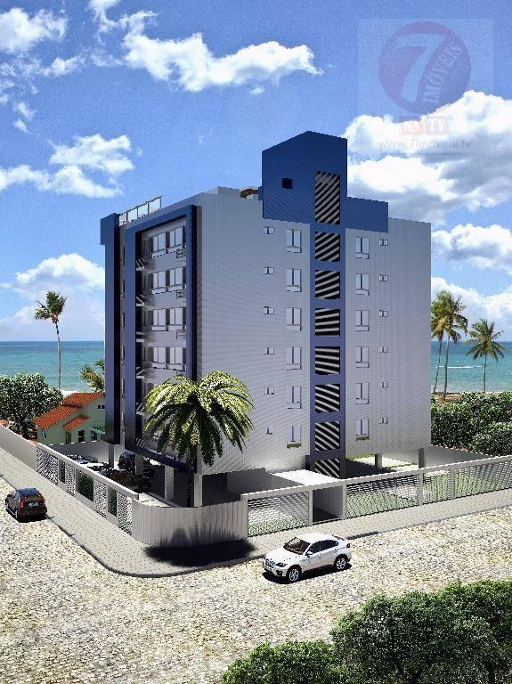Apartamento Duplex  residencial à venda, Camboinha, Cabedelo