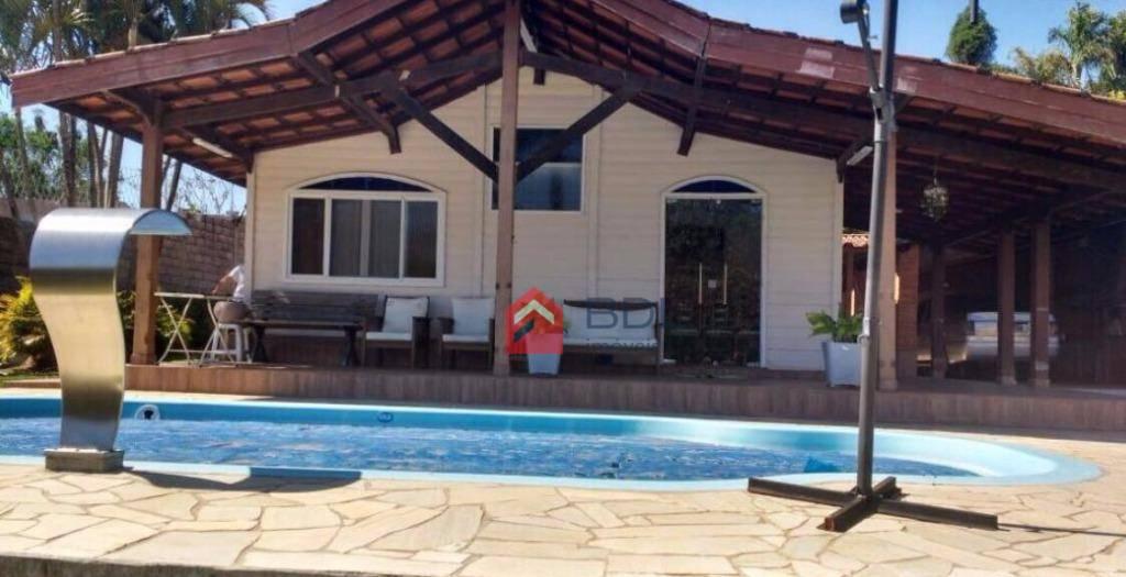 Casa residencial à venda, Centro, Vinhedo - CA0247.
