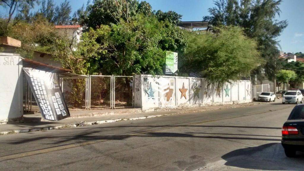 Terreno à venda, 1541 m² por R$ 1.800.000 - De Lourdes - Fortaleza/CE