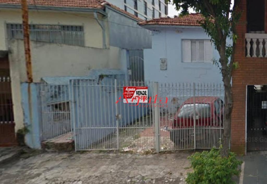 Casa com 3 dormitórios à venda, 72 m² por R$ 550.000 - Cerâmica - São Caetano do Sul/SP