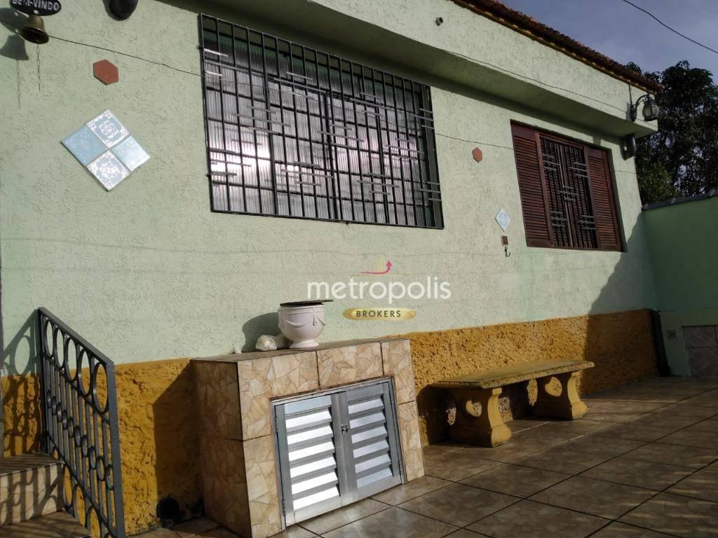 Casa à venda, 140 m² por R$ 380.000,00 - Quarta Divisão - Ribeirão Pires/SP
