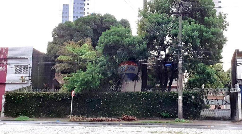 Terreno à venda, 1801 m² por R$ 5.000.000,00 - Iputinga - Recife/PE