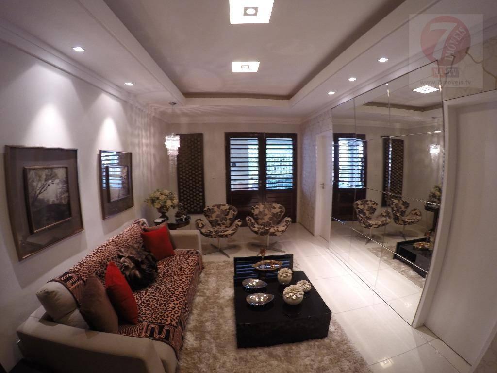 Casa residencial à venda, Centro, Santa Rita - CA0024.