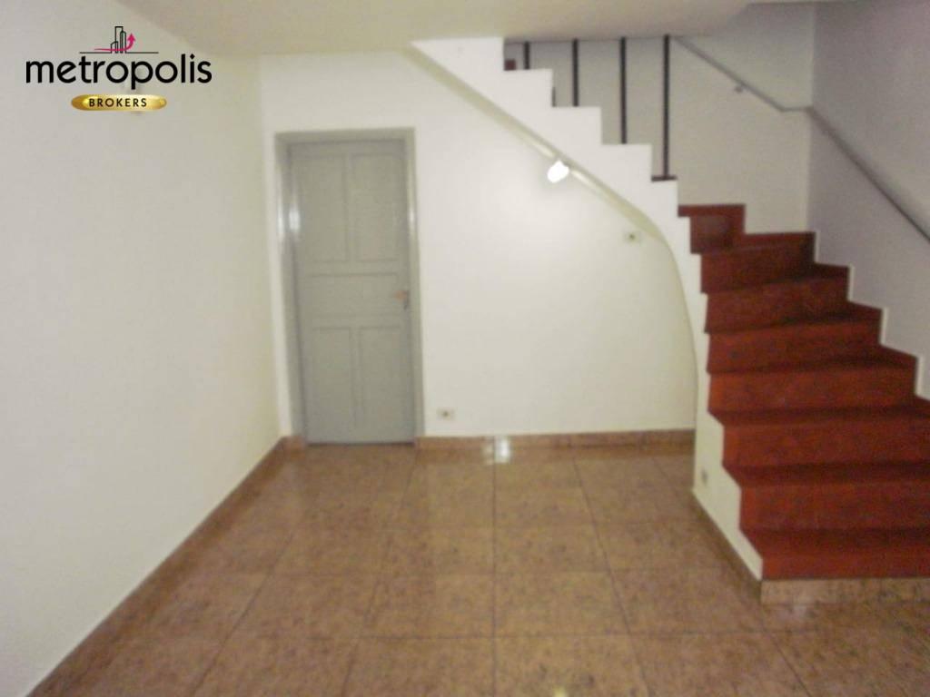 Sobrado com 2 dormitórios à venda, 119 m² por R$ 460.000 - Barcelona - São Caetano do Sul/SP
