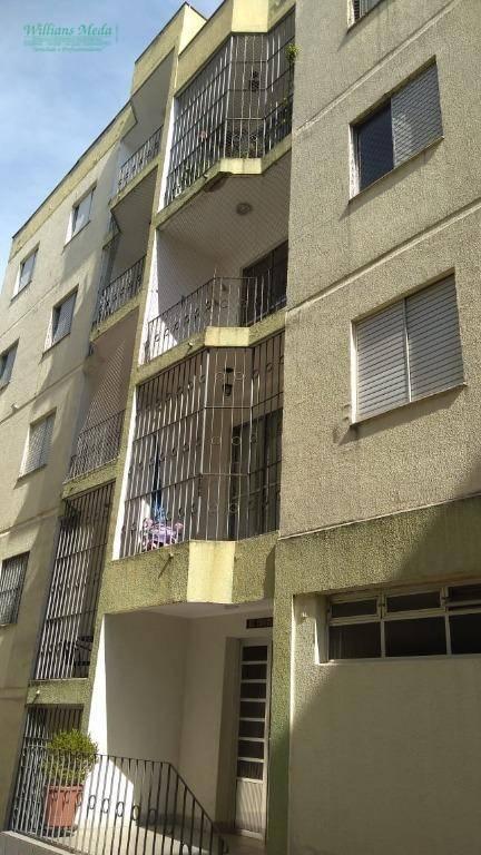 Apartamento residencial para locação, Gopoúva, Guarulhos - AP2057.