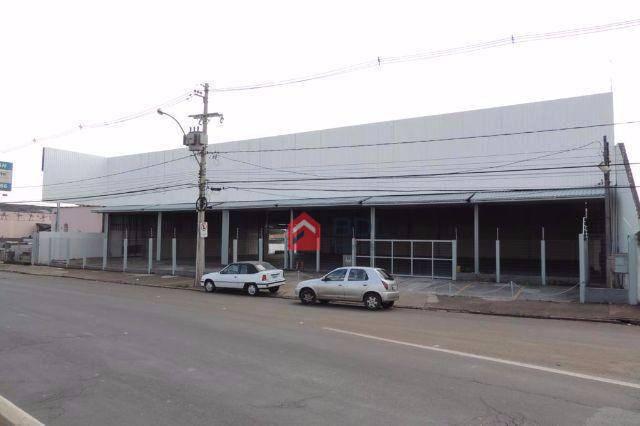 Barracão comercial para venda e locação, Jardim São Marcos,