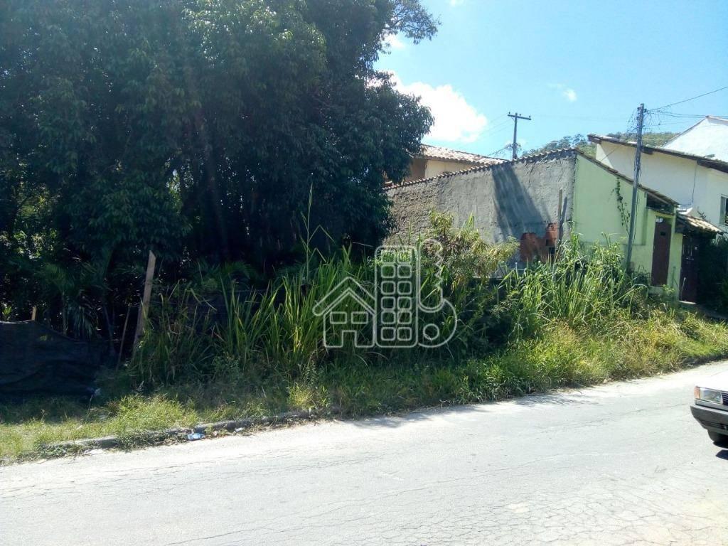 Área à venda, 3900 m² por R$ 1.200.000,00 - Pendotiba - Niterói/RJ