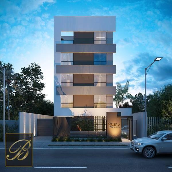 Apartamento com 2 dormitórios à venda, 64 m² por R$ 243.506,65 - Costa e Silva - Joinville/SC