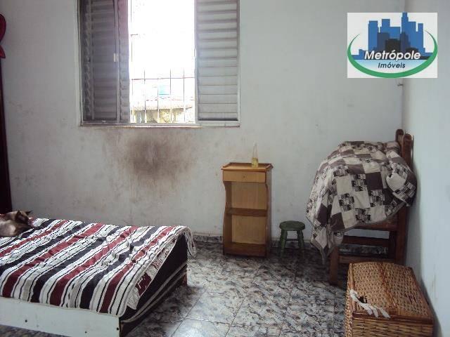 Casa de 2 dormitórios à venda em Jardim Beirute, Guarulhos - SP