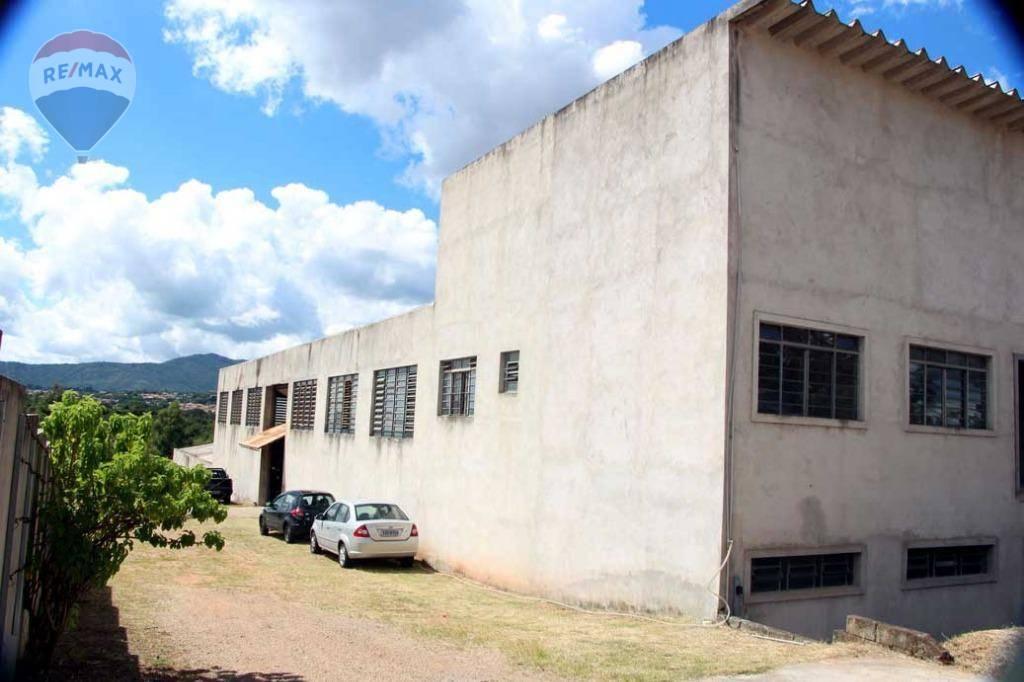 Galpão à venda, 1440 m² - Centro - Atibaia/SP
