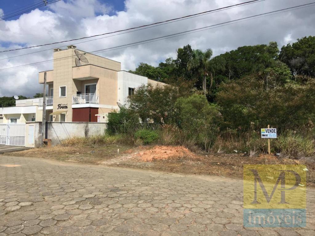 Terreno à venda, 316 m² por R$ 150.000,00 - Nossa Senhora de Fatima - Penha/SC