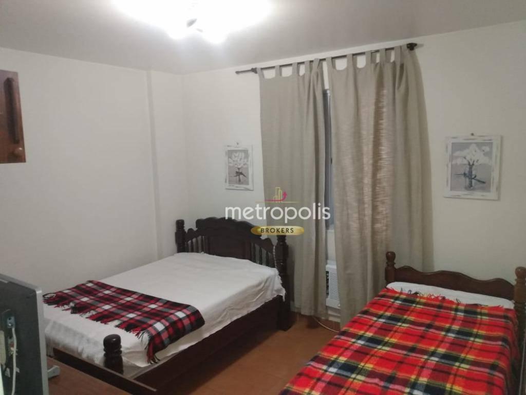 Apartamento à venda, 70 m² por R$ 245.000,00 - Jardim Santa Genoveva - Guarujá/SP
