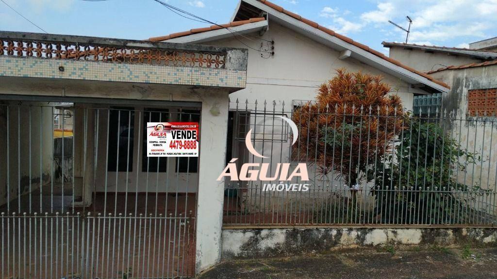 Terreno à venda, 280 m² por R$ 650.000 - Parque Oratório - Santo André/SP
