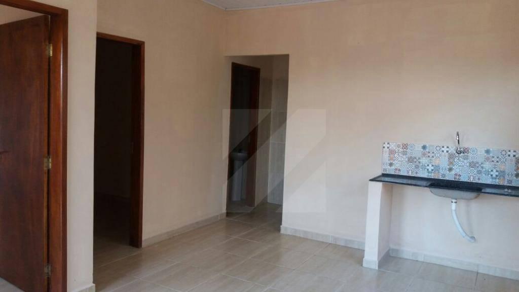 Apartamento com 2 dormitórios para alugar por R$ 600,00/mês - Triângulo - Porto Velho/RO