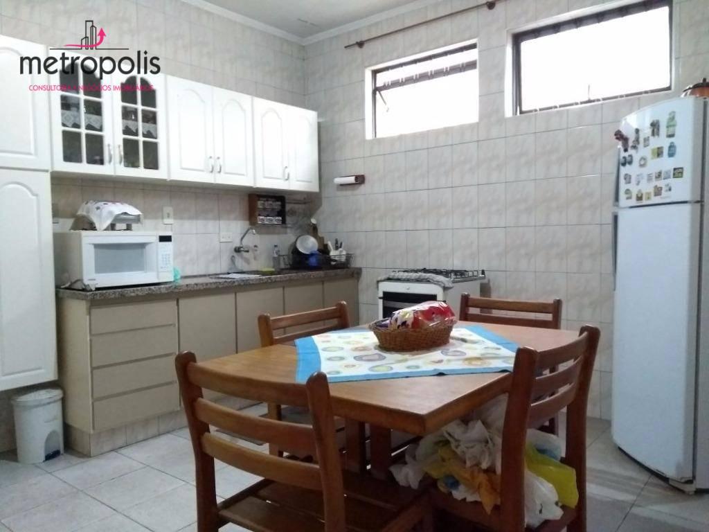 Sobrado residencial à venda, Barcelona, São Caetano do Sul - SO0079.