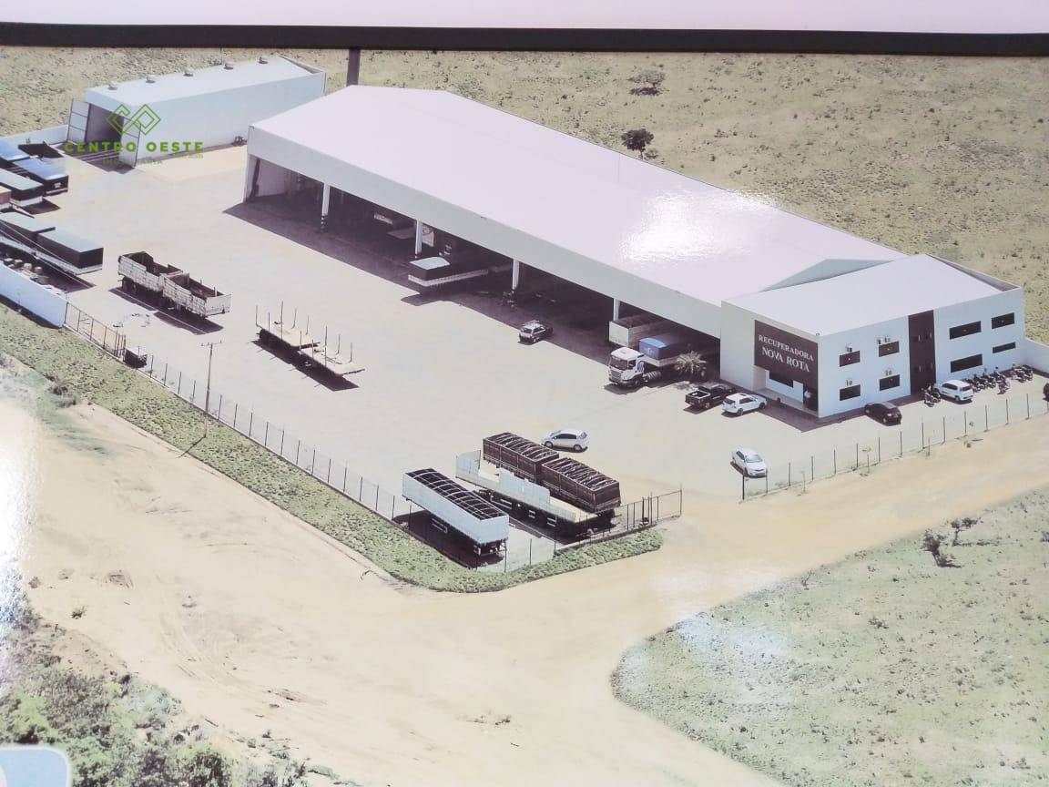 Barracão à venda, 2.620 m² por R$ 3.000.000,00 - Distrito Industrial - Rondonópolis/MT
