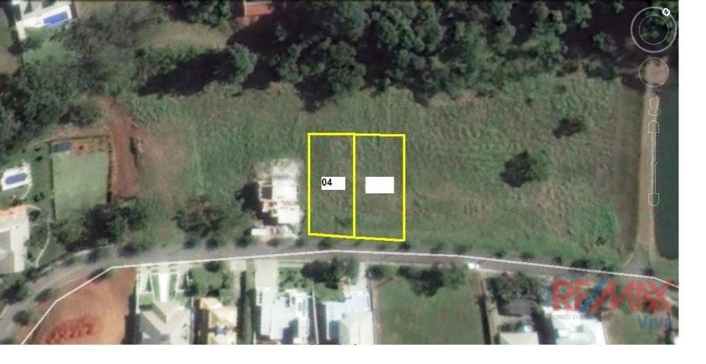 Terreno residencial à venda, Condominio Porto Atibaia, Atibaia - TE3172.