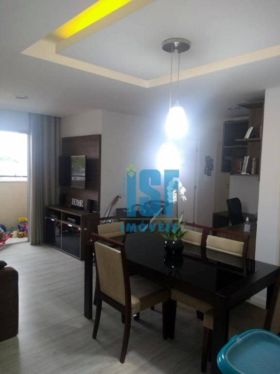 Apartamento com 3 dormitórios à venda, 74 m² por R$ 400.000 - Jaguaribe - Osasco/SP - AP20486