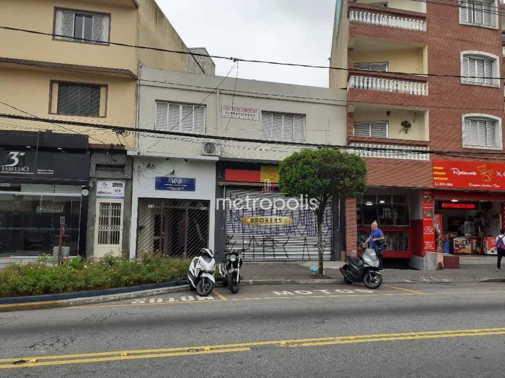 Prédio à venda, 525 m² por R$ 2.350.000,00 - Osvaldo Cruz - São Caetano do Sul/SP