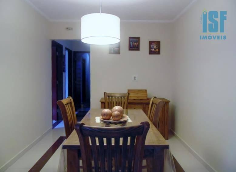 Sobrado residencial à venda, Jardim D Abril, Osasco - SO2729.