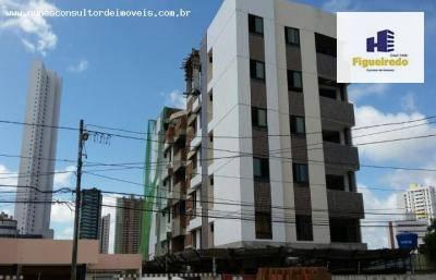 Apartamento com 2 dormitórios à venda, 67 m² por R$ 255.800 - Aeroclube - João Pessoa/PB