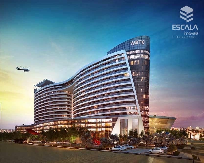 Sala à venda, 33 m², nova, wstc, alto padrão, financia - Edson Queiroz - Fortaleza/CE