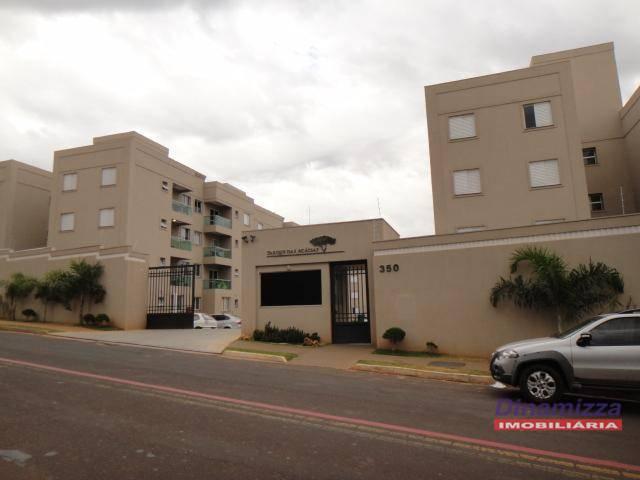 Apartamento residencial à venda, Conjunto Frei Eugênio, Uberaba - AP1079.