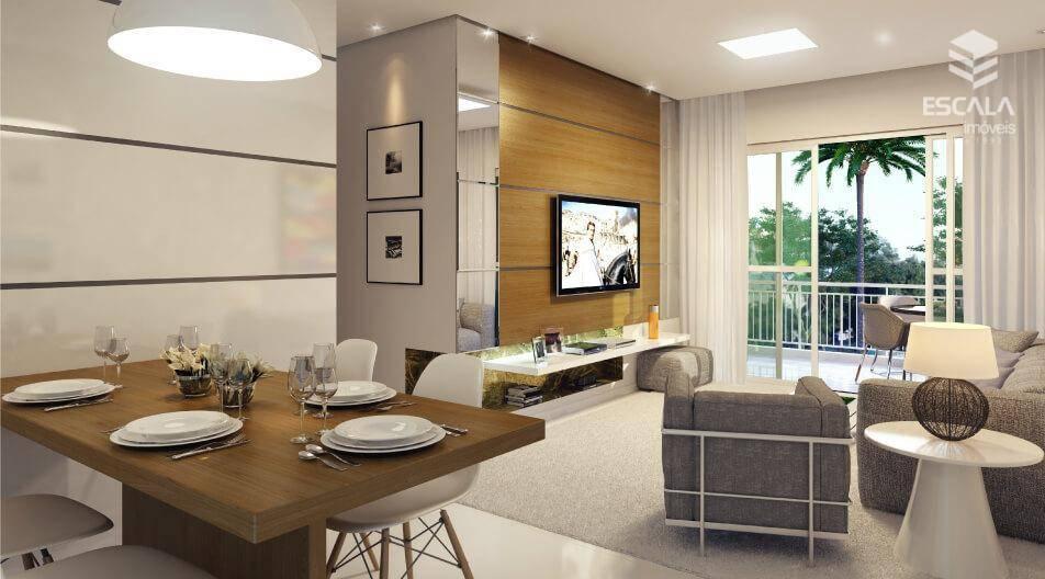 Apartamento com 3 quartos à venda, 94 m², 2 vagas, área de lazer, financia - Presidente Kennedy - Fortaleza/CE