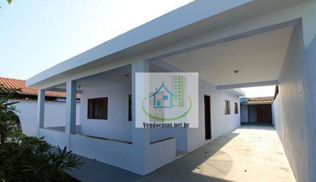 Casa à venda por R$ 329.000,00 - Flórida Mirim - Mongaguá/SP