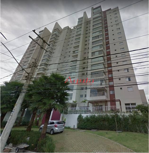 Apartamento com 2 dormitórios à venda, 101 m² por R$ 720.000 - Campestre - Santo André/SP
