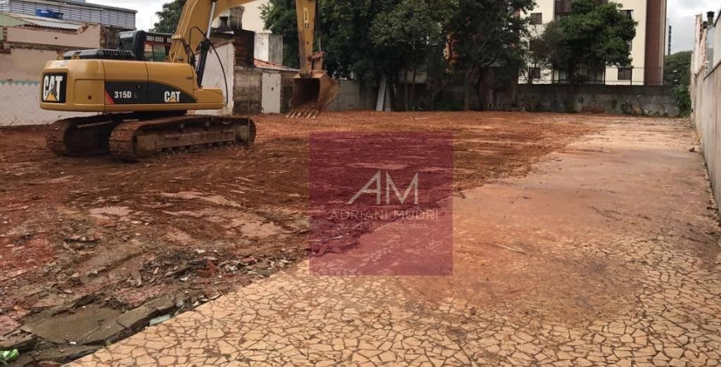 Área totalmente plana  à venda, 1013 m² por R$ 2.800.000 - Vila Caminho do Mar - São Bernardo do Campo/SP