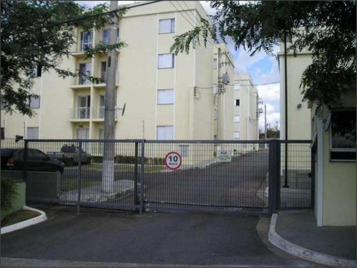 Apartamento com 2 dormitórios à venda, 60m² por R$ 275.000 - Leitão - Louveira/SP