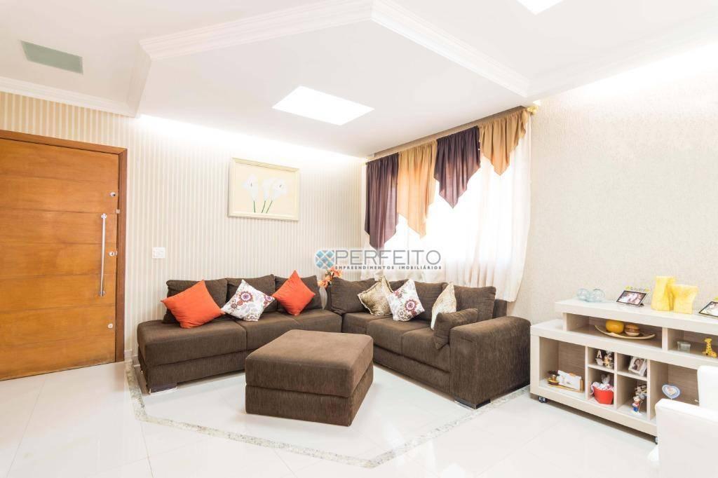 Casa em Cambé com 3 dormitórios à venda, 115 m² por R$ 350.000