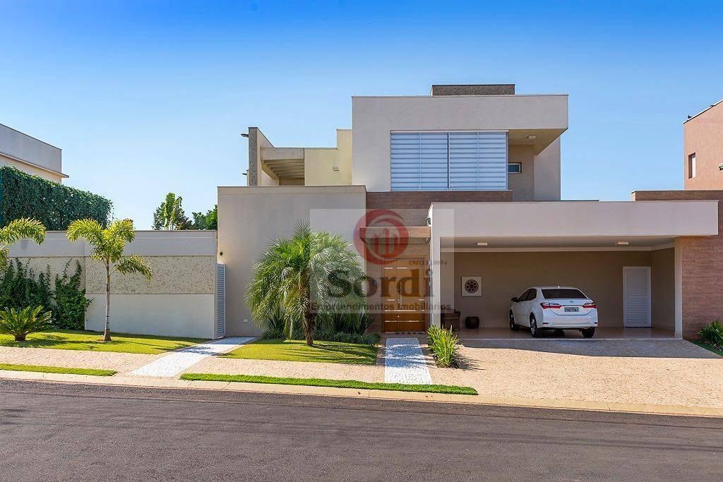 Sobrado com 4 dormitórios à venda, 434 m² por R$ 1.650.000,00 - Jardim das Acácias - Cravinhos/SP