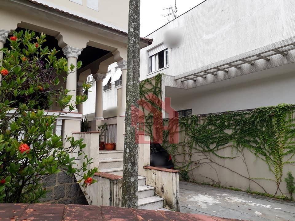 Terreno à venda, 500 m² por R$ 2.500.000 - Encruzilhada - Santos/SP