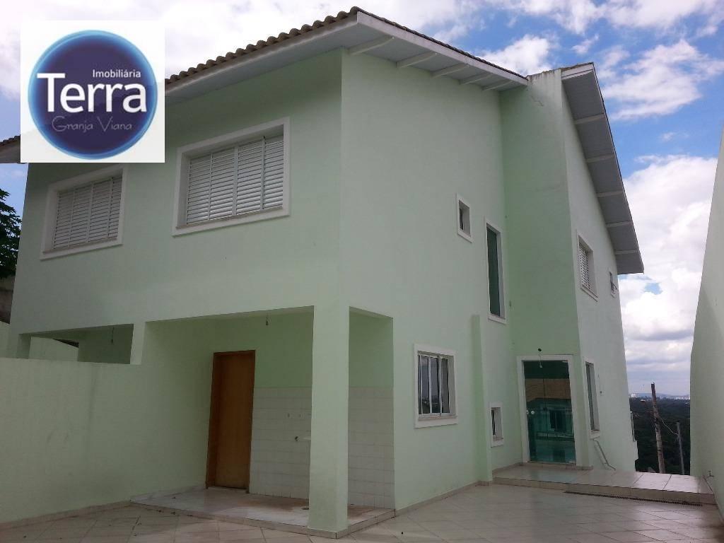 Casa  residencial à venda, Vila D'Este, Granja Viana.