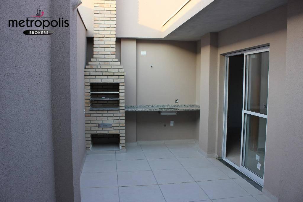 Cobertura residencial à venda, Santa Maria, São Caetano do Sul.